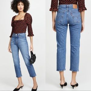 ✨ Levi's Wedgie Straight Jeans ✨